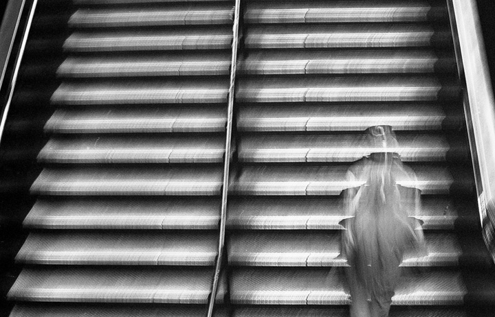 Amelia Anderson - Stairs