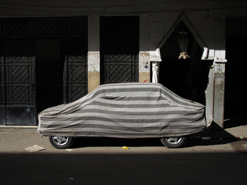 Covered Cars by Dave Mason