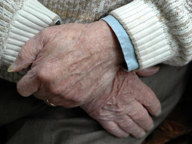 Matej's hands by Eva Turrell