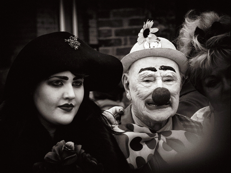 Send in the Clowns by Nigel Tradewell
