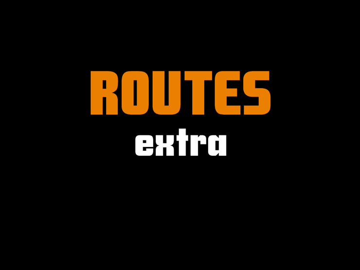 Routes Extra
