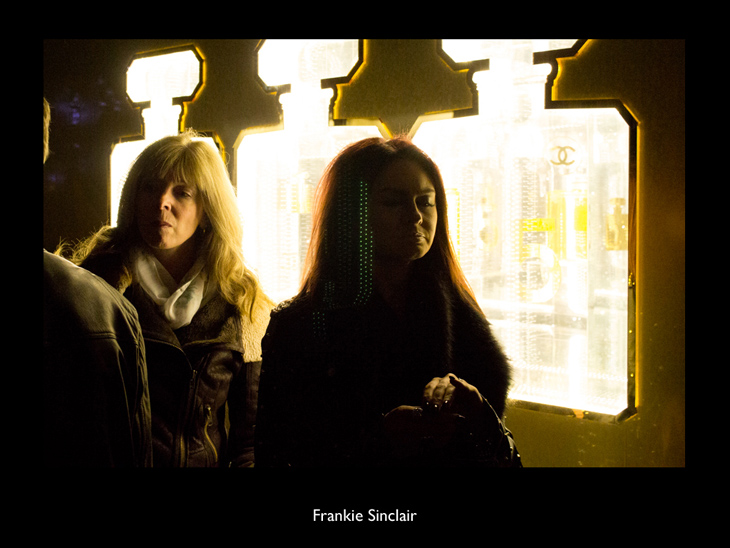 Frankie Sinclair