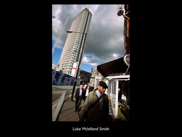 Luke Mclelland Smith