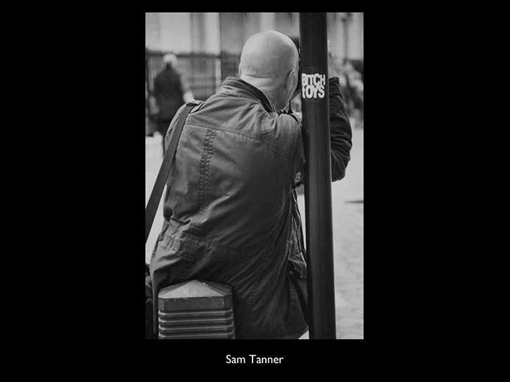 Sam Tanner photo