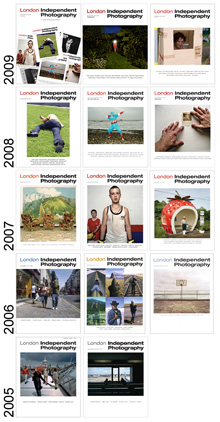 London Independent Photography Magazine Archives 2005-2009