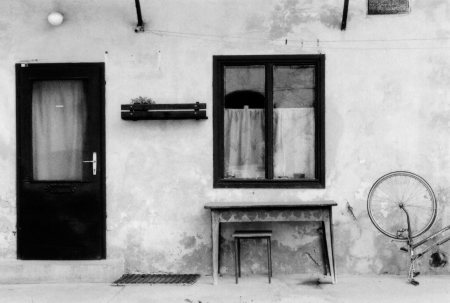 Ivan's door by Anita Strasser