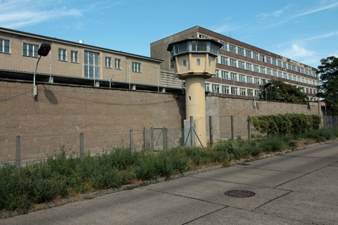 christopher burrows Hotel Stasi a