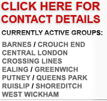 Click here for Active Groups and Contact Details